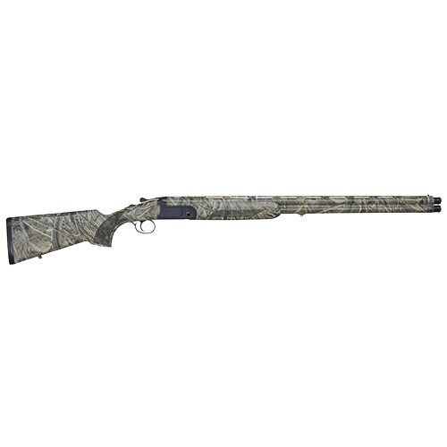 CZ-USA Magnum Swamp Over/Under Shotgun 3.5'' 12 Gauge 30'' Camo - Synthetic - Realtree Max-5