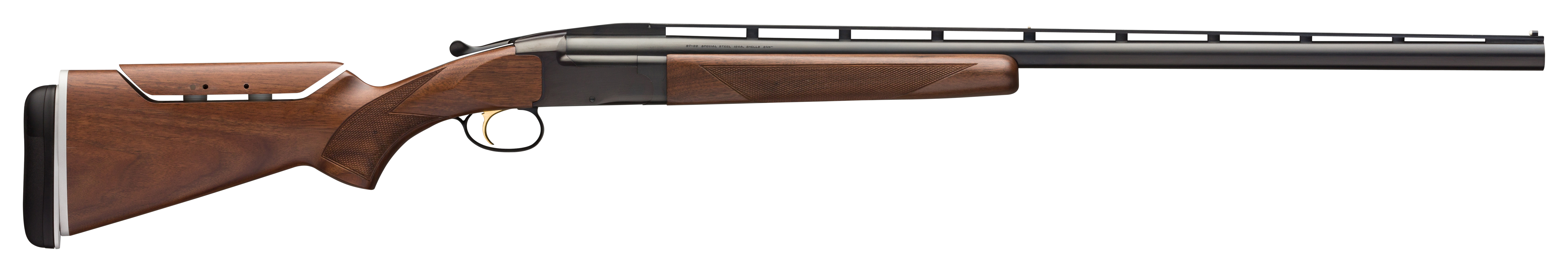 Browning BT-99 Micro Break Open Shotgun 2.75'' 12 Gauge 30'' Steel - Walnut Adjustable