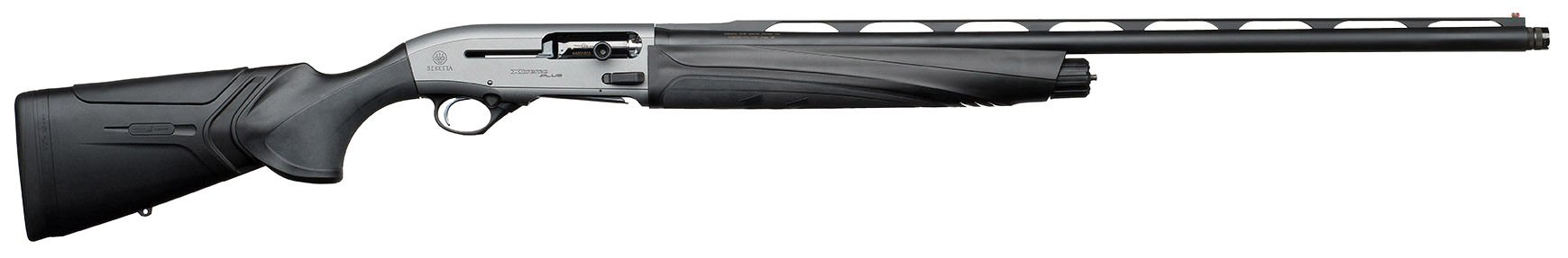 Beretta A400 Xtreme Plus Semi-Auto  3.5'' 12 Gauge 26'' Gray Cerakote Aluminum Alloy - Synthetic - Black