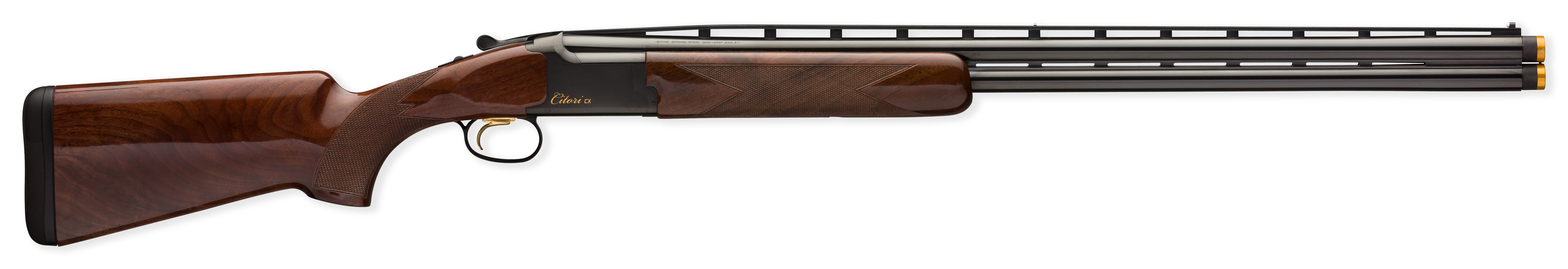 Browning Citori CX Over/Under 3'' 12 Gauge 30'' Blued Steel - American Walnut