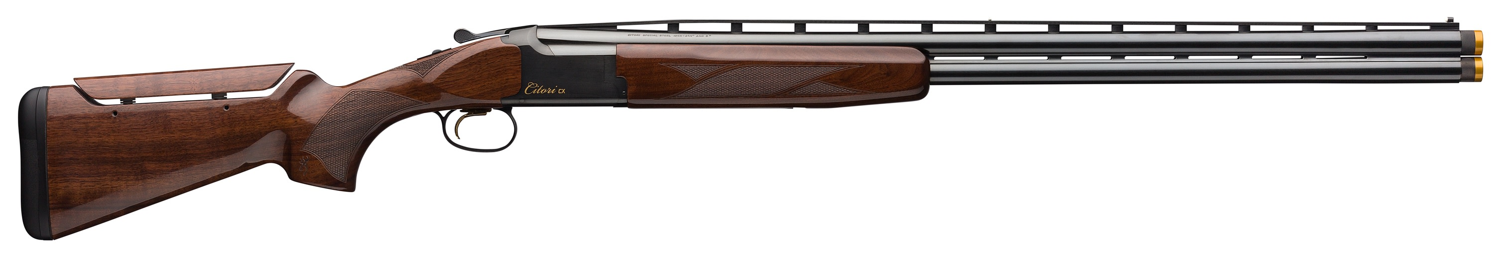Browning Citori CX Over/Under 3'' 12 Gauge 30'' Blued Steel - American Walnut w/Adjustable Comb