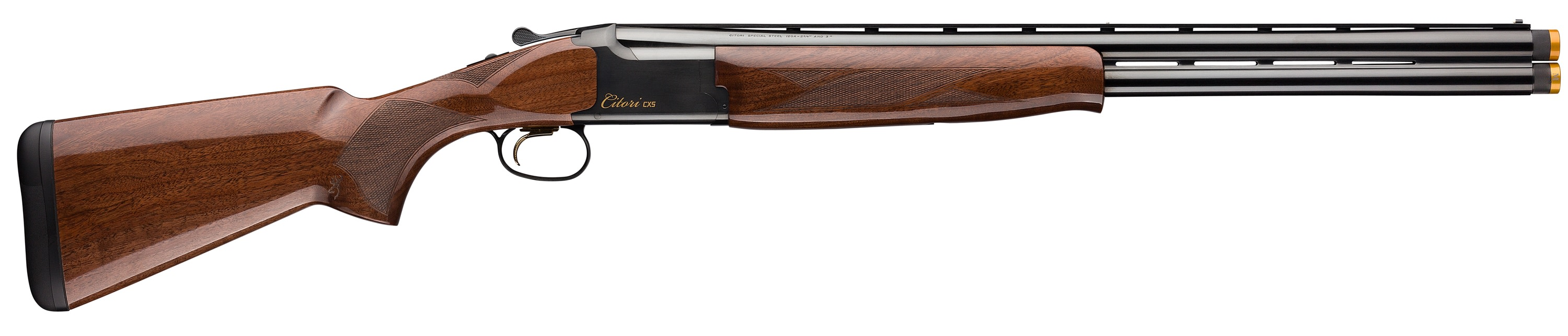 Browning Citori CXS Micro Over/Under 3'' 12 Gauge 26'' Blued Steel - American Walnut