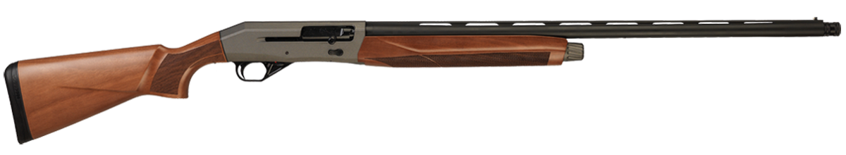 CZ-USA 1012 Grey Semi-Auto 3'' 12 Gauge 28'' Grey - Turkish Walnut