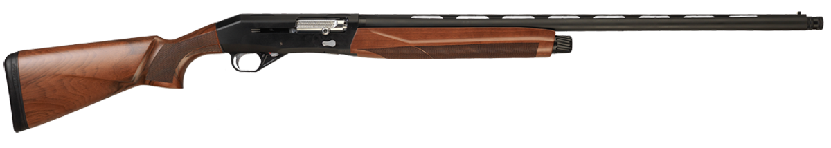 CZ-USA 1012 Semi-Auto 3'' 12 Gauge 28'' Black - Turkish Walnut