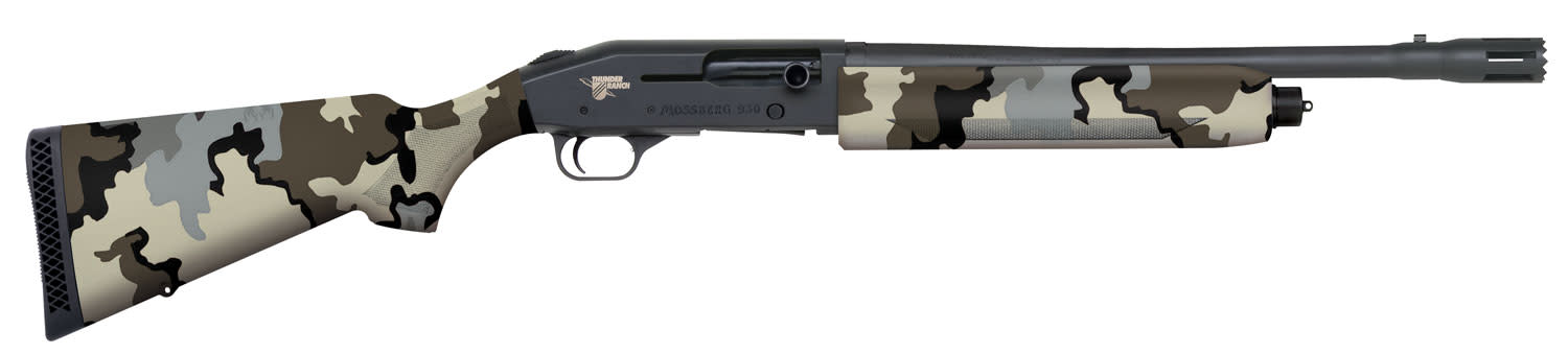 Mossberg 930 Thunder Ranch Semi-Auto 3'' 12 Gauge 18.5'' - Synthetic - KUIU Vias
