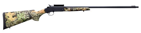 Stevens 301 Turkey Break Open 3'' 410 Bore 26'' Black Carbon Steel - Synthetic - Mossy Oak Obsession