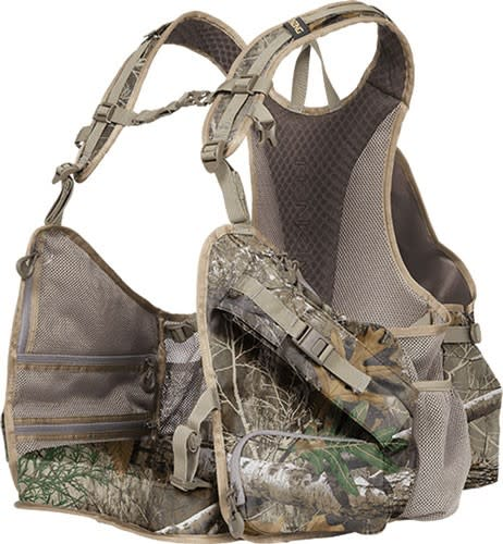 Tenzing TZ TV18 Turkey Vest - Realtree Edge