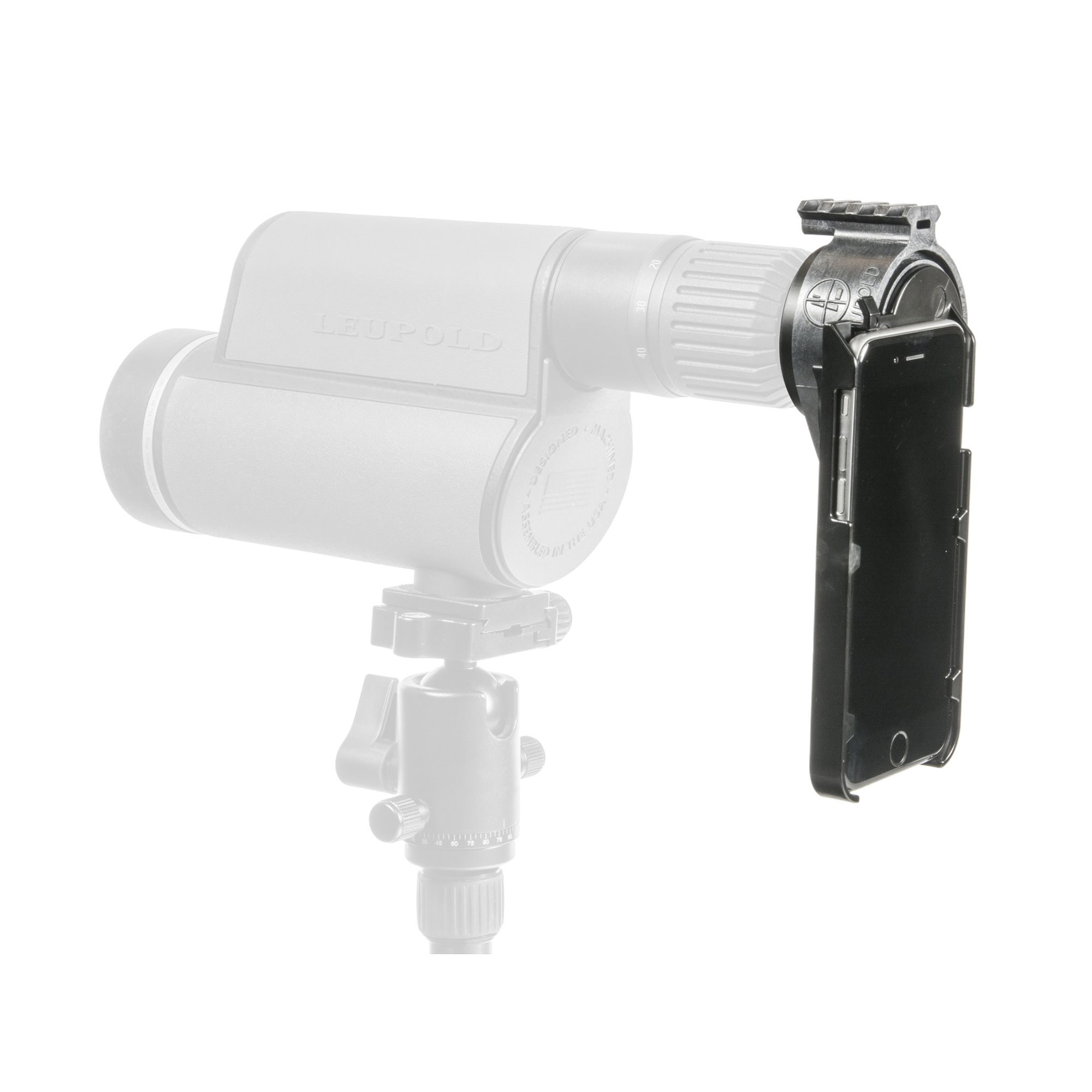 Leupold iPhone 5s Spotting Scope Adapter Kit