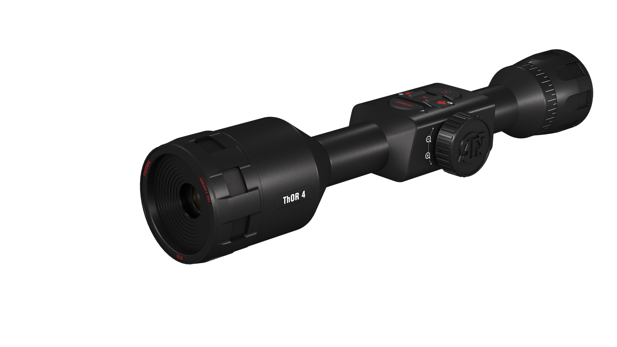 ATN ThOR 4  1.25-5x Smart Thermal Riflescope
