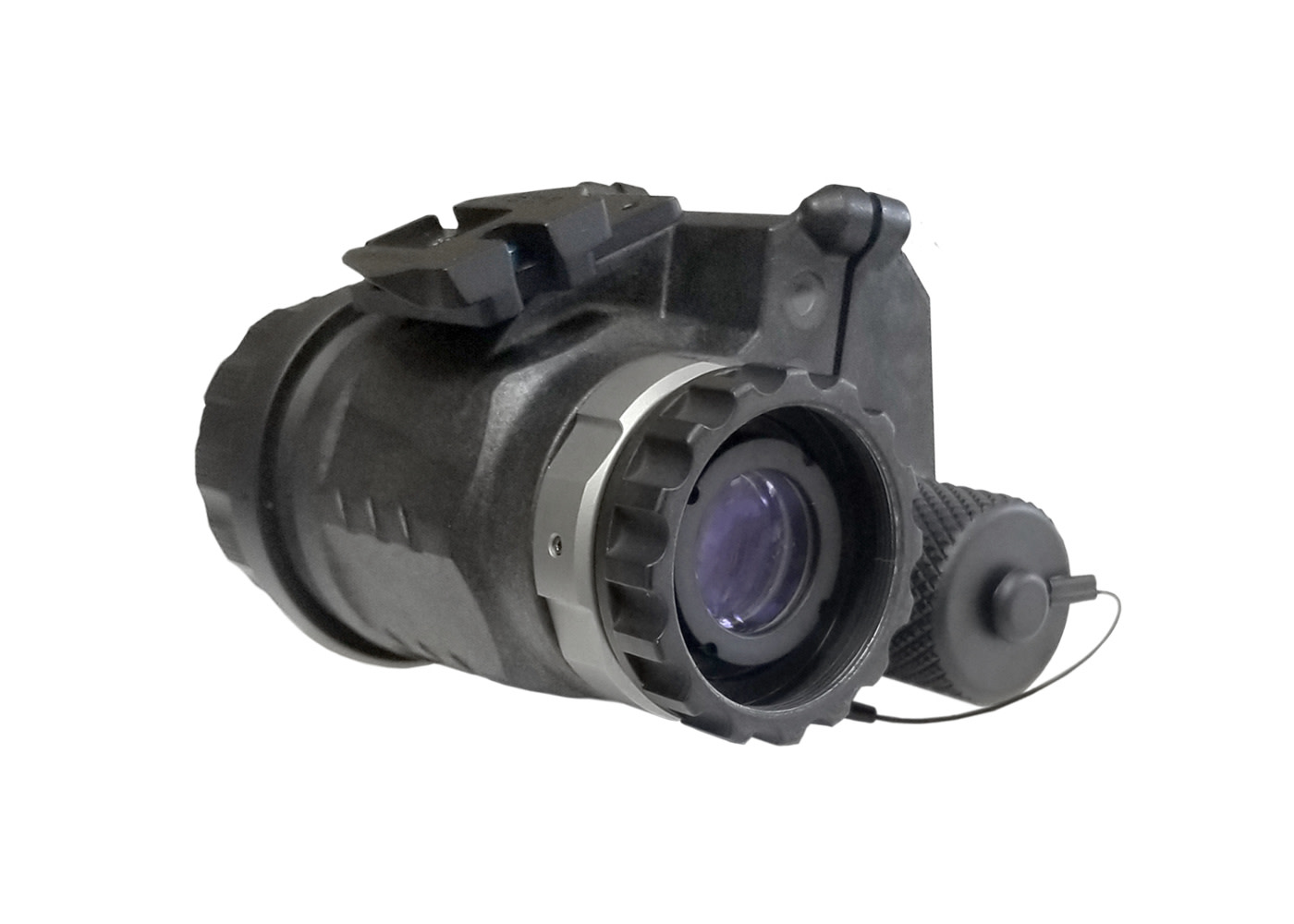 PRG Defense PVS-14 Omega NL1 Mil Spec Night Vision Monocular - Gen 2+ Level 1