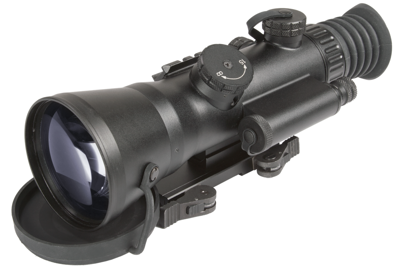 PRG Defense Wolverine 4 NL2 Nightvision Scope 4x Gen 2+ Level 2 with IR