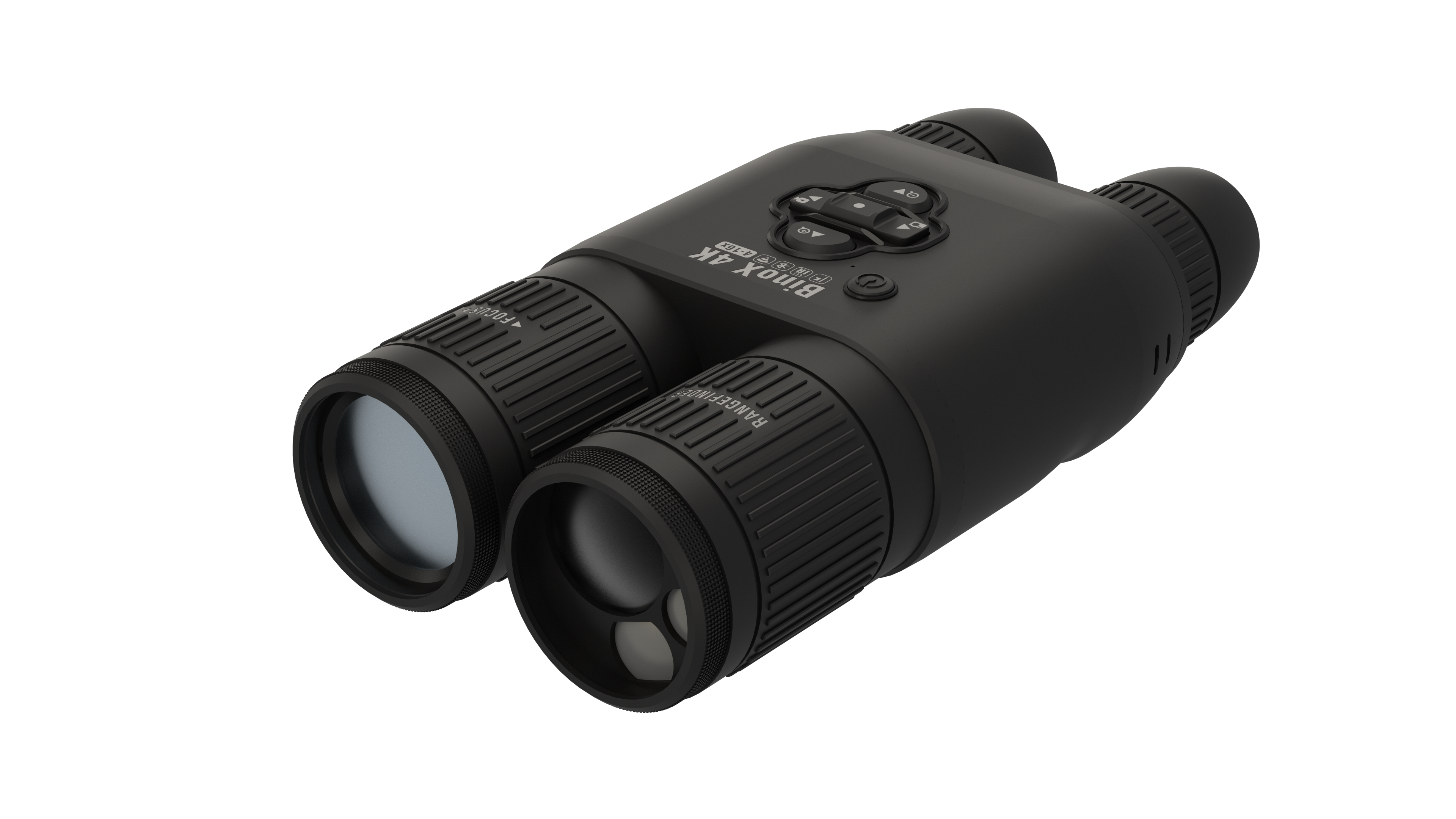 ATN BinoX-4K 4-16X Smart Day/Night Binoculars with Laser range finder