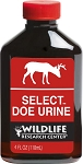 Wildlife Research Center Select Doe Urine Attractor 1 oz Bottle