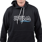 Highby Outdoors Black Hoodie - Small