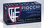Fiocchi Shooting Dynamics Ammunition 9mm Luger 115 Grain Full Metal Jacket Per 50