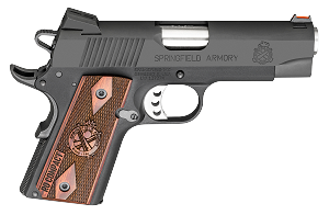 Springfield Armory® 1911 Range Officer® Compact Pistol - 9mm 8+1 - 4